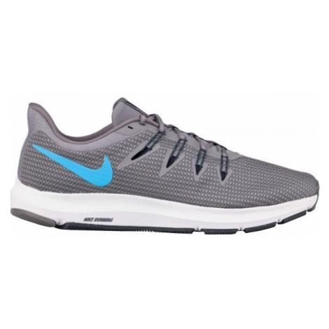 Nike QUEST šedá - Pánská běžecká obuv