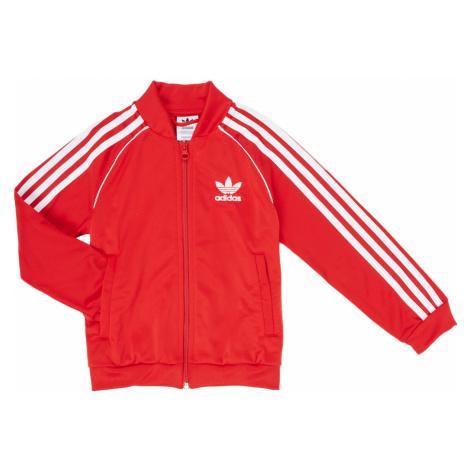 Adidas SST TRACKTOP Červená
