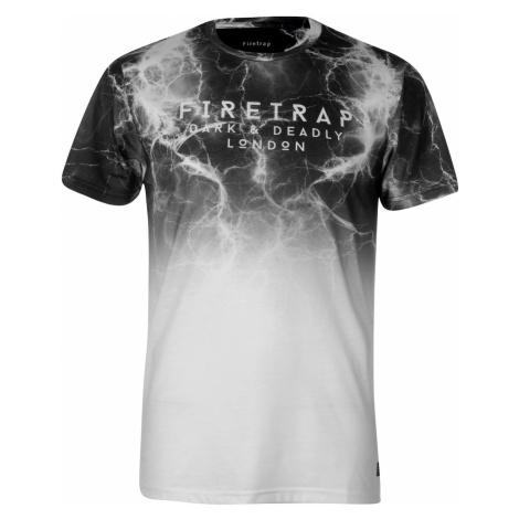 Pánské tričko Firetrap Sub