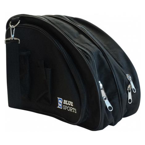 Taška na brusle Blue Sports Deluxe Skate Bag modrá