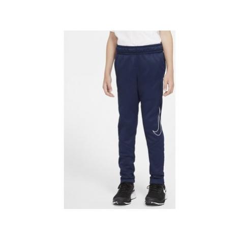 Nike Therma CU9133 Modrá