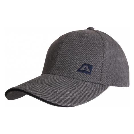Letní kšiltovka Alpine Pro BARGOG 2 - černá