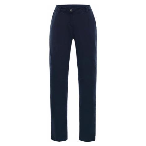 ALPINE PRO CHINA INS. Dámské zateplené kalhoty LPAM259602 mood indigo