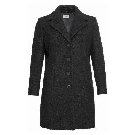 SHEEGO Přechodný kabát černá