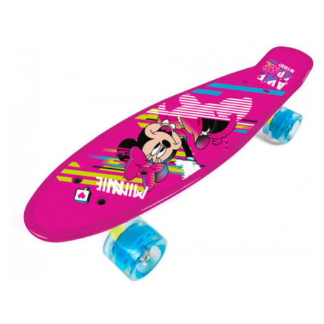 Disney MINNE II - Skateboard (fishboard)