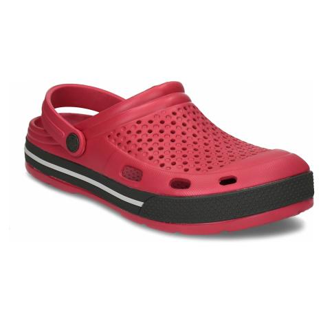 Červené pánské sandály Coqui