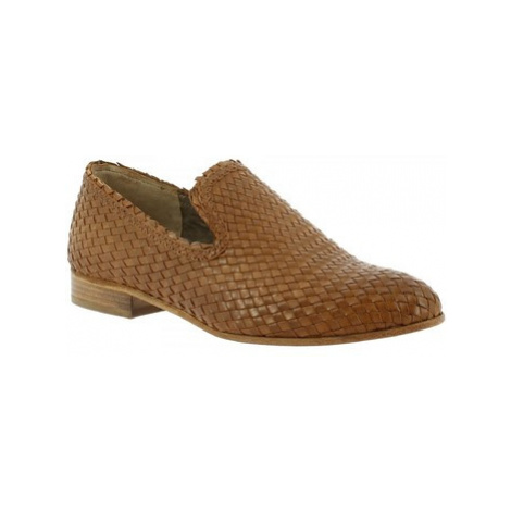 Leonardo Shoes S064/F KONS TORTORA Hnědá