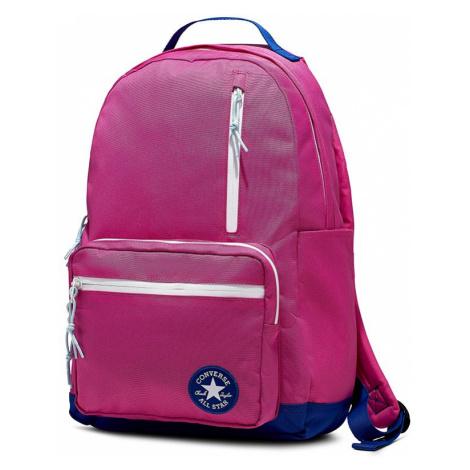 Fuchsiový batoh Go Backpack Converse