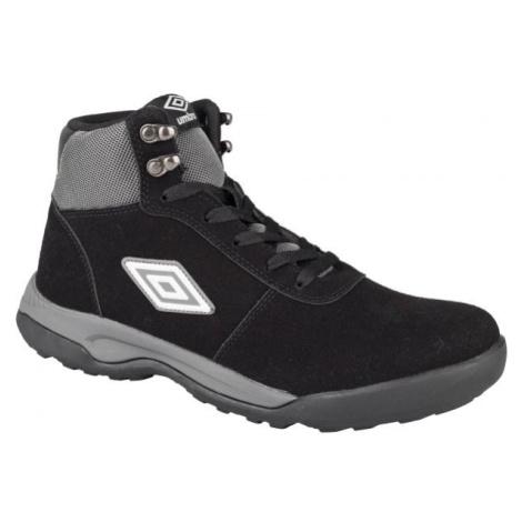 Umbro LANGLEY černá - Pánská zimní obuv