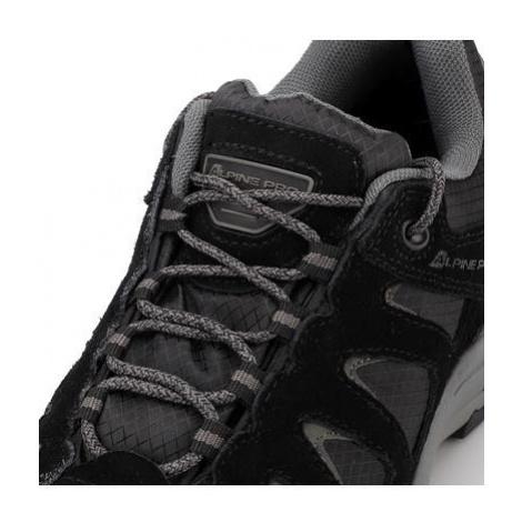 UNI outdoorová obuv Alpine Pro CHELIN - černá
