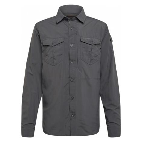 CRAGHOPPERS Funkční košile černá