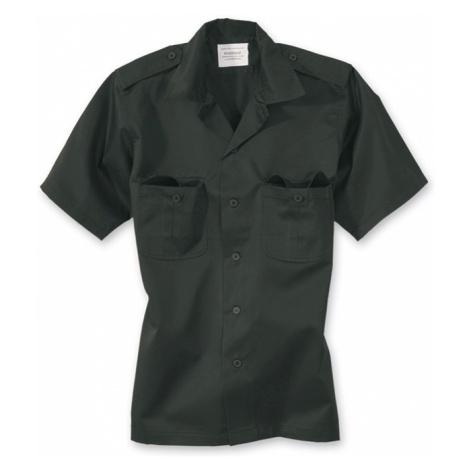 Surplus Košile US Army 1/2 černá