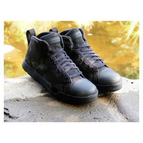 Vojenské tenisky Altama® OTB Maritime Assault Mid - Multicam® Black