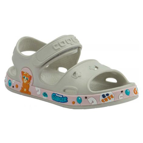 Coqui FOBEE TT&F - Dětské sandále