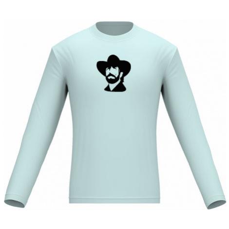 Pánské tričko dlouhý rukáv Chuck Norris