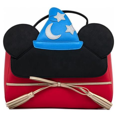 Mickey & Minnie Mouse Fantasia - Loungefly - Sorcerer Mickey Kabelka vícebarevný