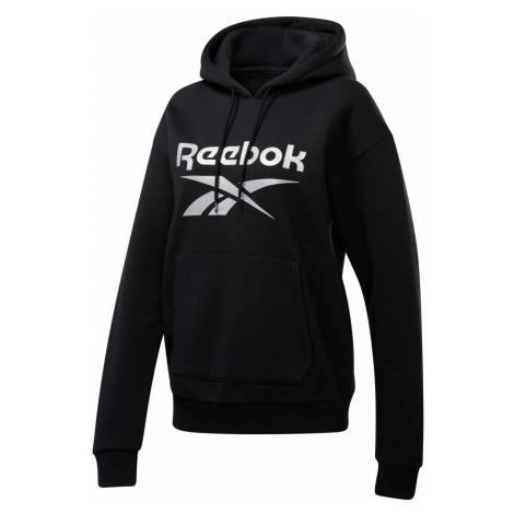 Dámská mikina Reebok Identity Logo Černá / Bílá