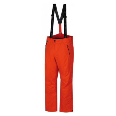Hannah OSMOND oranžová - Pánské lyžařské kalhoty