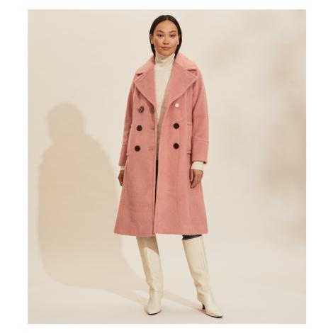 Kabát Odd Molly Andrea Jacket - Růžová