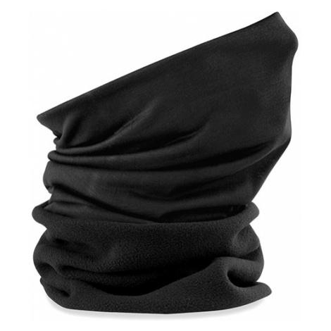 Zimní nákrčník fleece - černý Beechfield