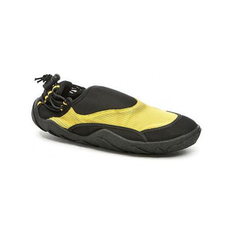 Arno 651-31-a2 dětská obuv do vody Černá