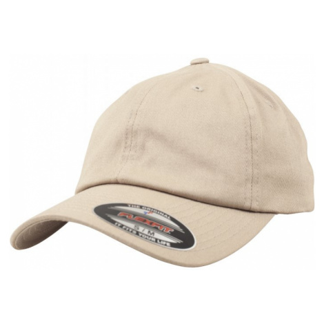 Flexfit Cotton Twill Dad Cap - khaki Urban Classics