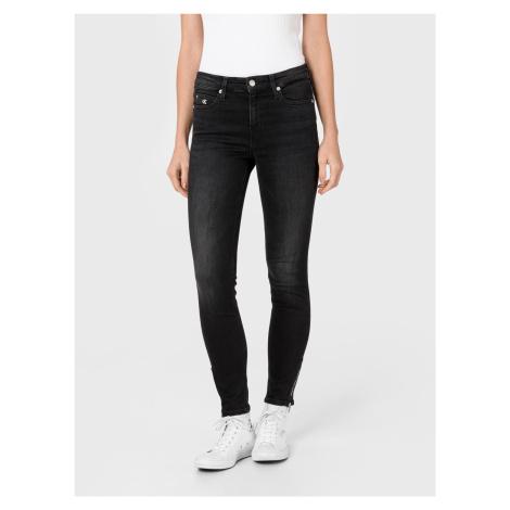 011 Jeans Calvin Klein Černá