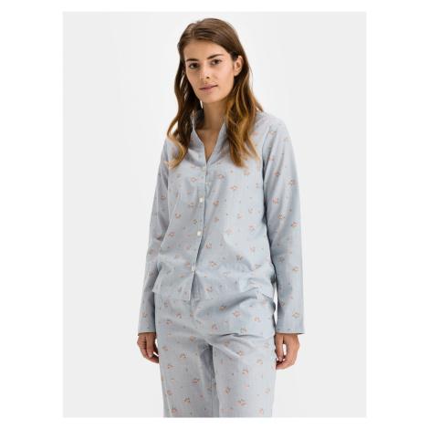 Košile na spaní GAP Modrá