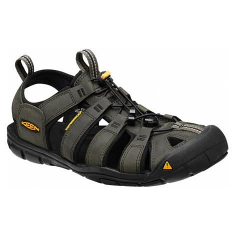 Pánské sandály Keen Clearwater CNX Leather M magnet/black