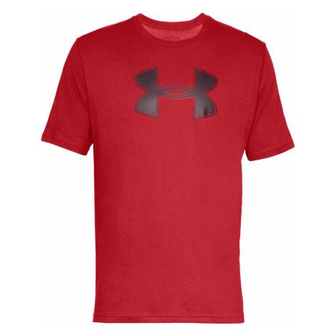 Tričko Under Armour Big Logo Červená / Černá