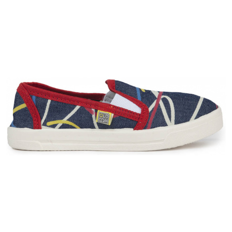 Slip-On COOPER Denim Teen Oldcom