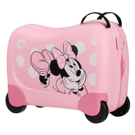 Samsonite Kabinový cestovní kufr Dream Rider Disney 25 l - Minnie Glitter
