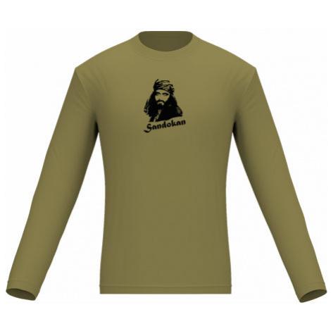 Pánské tričko dlouhý rukáv Sandokan