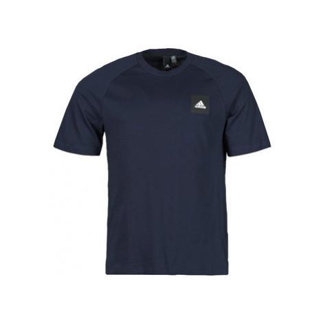 Adidas MHE Tee STA Modrá