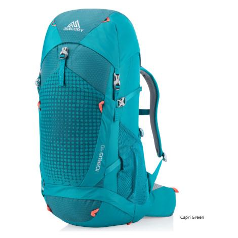 Dětský batoh Gregory Icarus 40 Barva: modrá/zelená