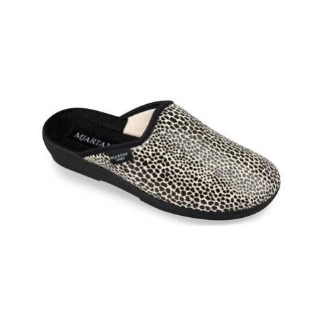 Mjartan Dámske papuče HILARY 5 Černá