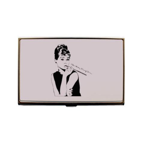 Vizitkář Audrey Hepburn