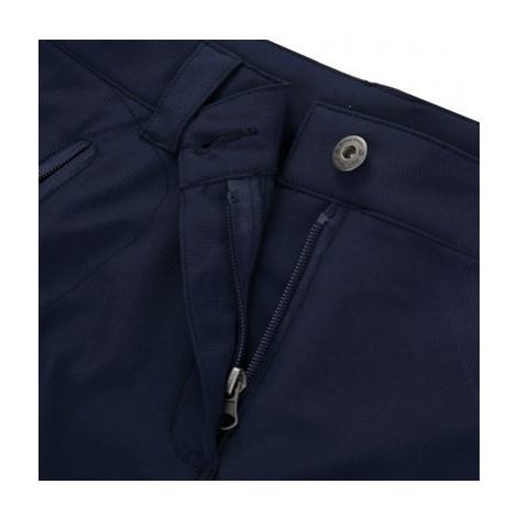 Dámské softshellové kalhoty Alpine Pro MURIA 2 - tmavě modrá