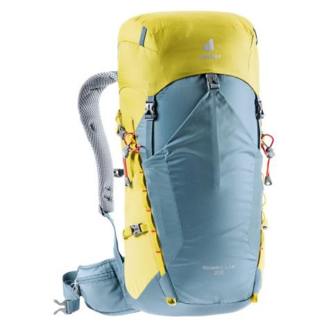 Batoh Deuter Speed Lite 26 Barva: modrá/žlutá