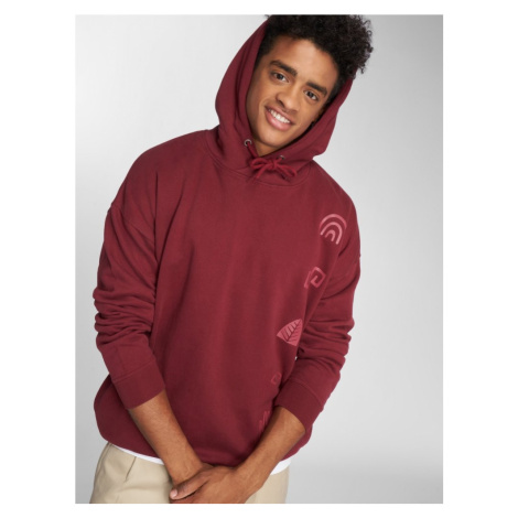 Just Rhyse / Hoodie Culpina in red