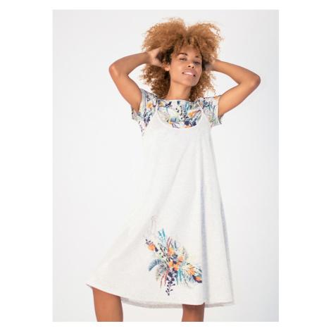Smash MINA Dámské šaty bílé