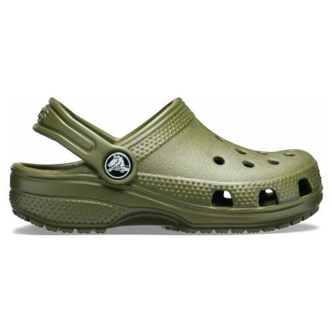 Crocs Classic Clog K Army Green J3