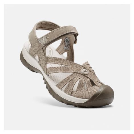 Dámské sandále Keen Rose Sandal W brindle/shitake UK