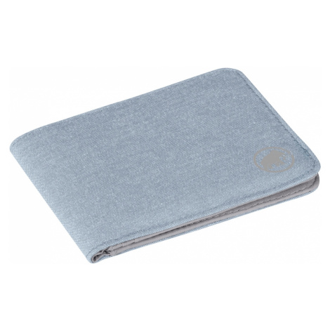Sportovní Peněženka Mammut Flap Wallet Mélange Zen