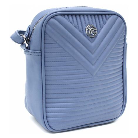 Světle modrá trendy crossbody dámská kabelka Cerise Mahel