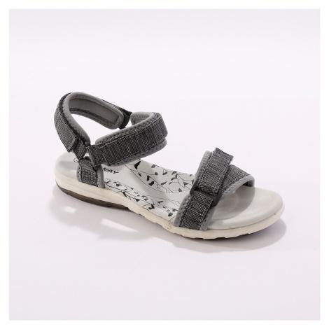 Blancheporte Sportovní sandály, šedé šedá