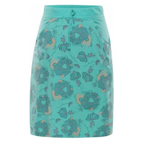 ALPINE PRO JOIRA Dámská sukně LSKN155547PA Cockatoo