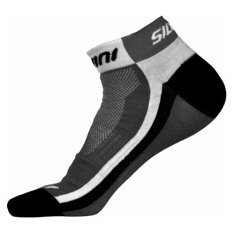Silvini kotníčkové ponožky PLIMA UA622 cloud -44