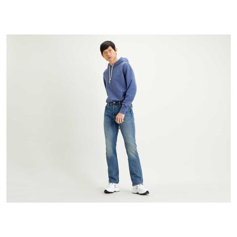 Levi´s® jeans 501 Original Candy Paint pánské modré