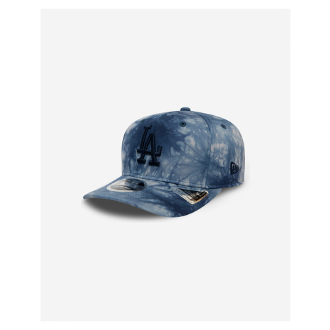 New Era modré pánská kšiltovka Los Angeles Dodgers Team Tie Dye 9Fifty